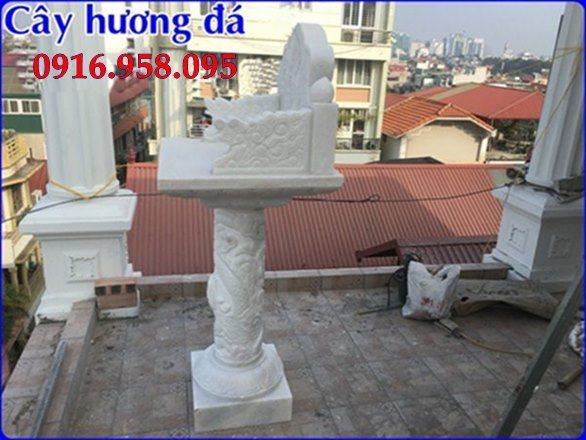 38 Mẫu bàn thờ ông thiên ngoài trời đẹp bằng đá bán tại đồng tháp