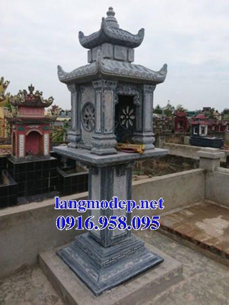 38 Mẫu bàn thờ ông thiên ngoài trời đẹp bằng đá bán tại bình thuận