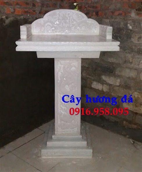 38 Mẫu bàn thờ ông thiên ngoài trời đẹp bằng đá bán tại kiên giang