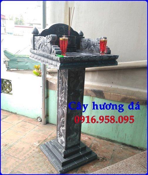 38 Mẫu bàn thờ ông thiên ngoài trời đẹp bằng đá bán tại long an