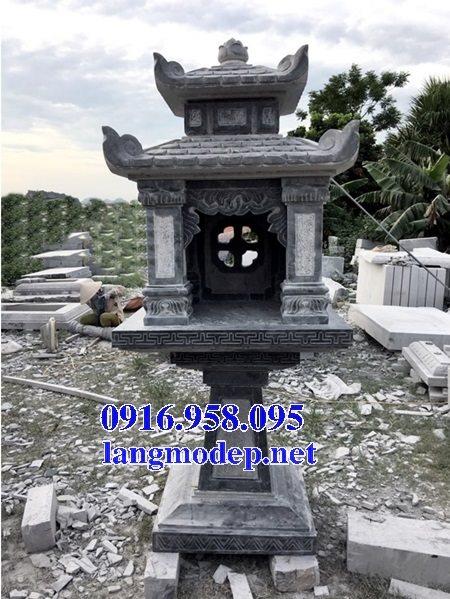 38 Mẫu bàn thờ ông thiên ngoài trời đẹp bằng đá bán tại phú yên