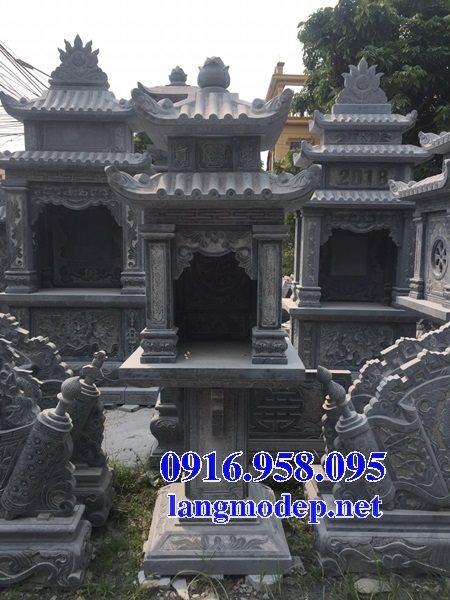 38 Mẫu bàn thờ ông thiên ngoài trời đẹp bằng đá bán tại quảng trị