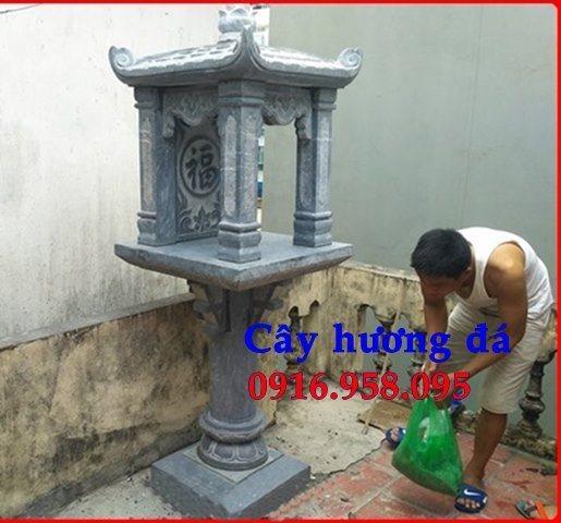 38 Mẫu bàn thờ ông thiên ngoài trời đẹp bằng đá bán tại tiền giang