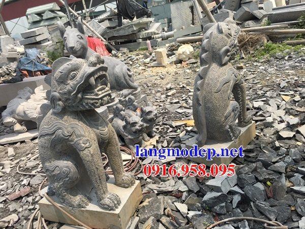 50 Mẫu nghê đá cổ phong thủy thuần việt