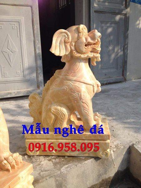 50 Mẫu nghê đá phong thủy bán tại đồng nai