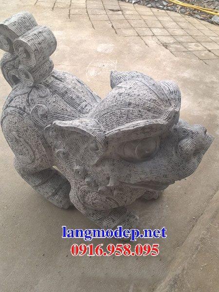 50 Mẫu nghê đá phong thủy bán tại bình định