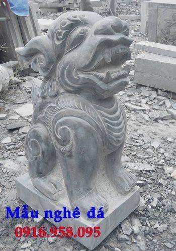50 Mẫu nghê đá phong thủy bán tại bình dương