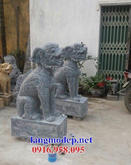 50 Mẫu nghê đá phong thủy bán tại lai châu