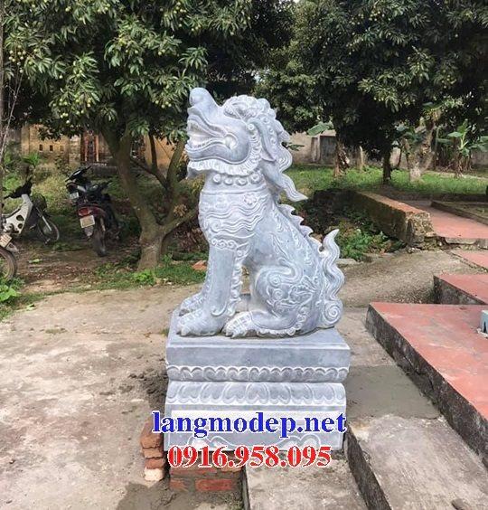 50 Mẫu nghê đá phong thủy bán tại phú thọ