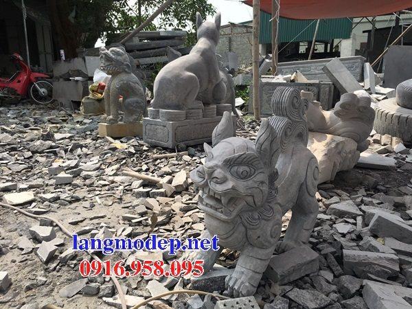 50 Mẫu nghê đá phong thủy bán tại thái nguyên