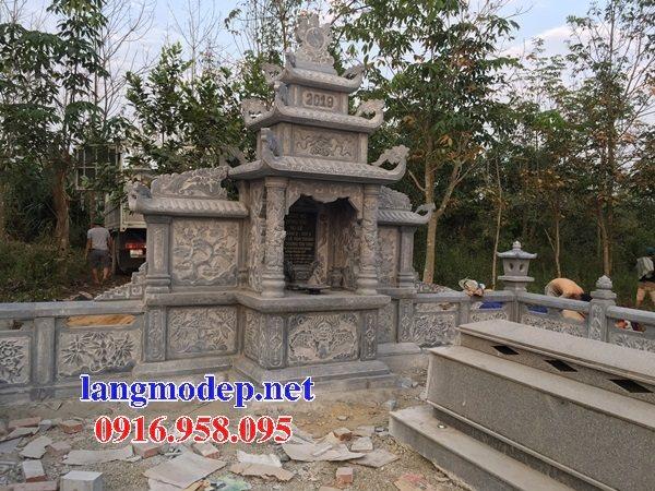 Các mẫu cây hương thờ chung nghĩa trang lăng mộ đá gia đình dòng họ đẹp bán tại Ninh Bình