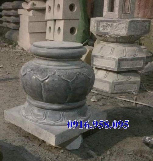 Những mẫu chân cột đá tự nhiên đẹp bán tại khánh hòa