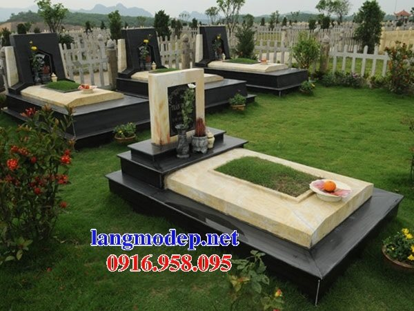 39 Mẫu mộ đá hoa cương kim sa nguyên khối đẹp bán quảng ninh