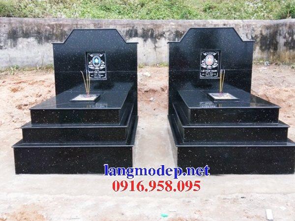 39 Mẫu mộ đá hoa cương kim sa nguyên khối đẹp bán tại lai châu