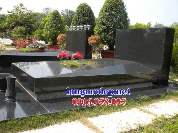 39 Mẫu mộ đá hoa cương kim sa nguyên khối đẹp bán tại thái nguyên