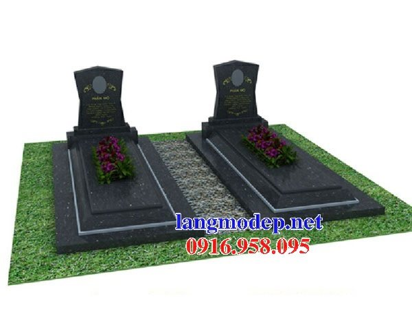 39 Mẫu mộ đá hoa cương kim sa nguyên khối đẹp bán tại yên bái