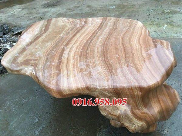 100 Mẫu bộ bàn ghế đá tự nhiên đẹp nguyên khối bán tại kiên giang