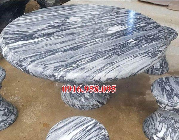 100 Mẫu bộ bàn ghế đá tự nhiên đẹp nguyên khối bán tại lâm đồng