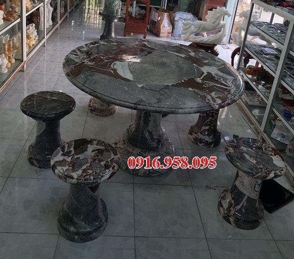 100 Mẫu bộ bàn ghế đá tự nhiên đẹp nguyên khối bán tại ninh thuận