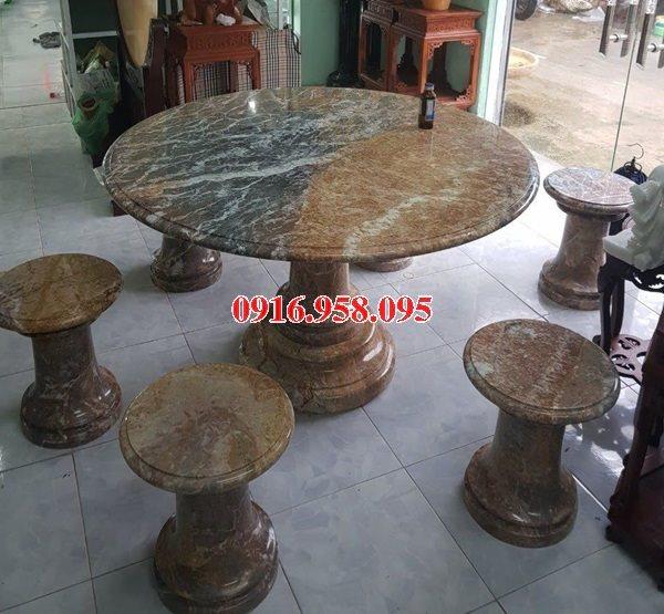 100 Mẫu bộ bàn ghế đá tự nhiên đẹp nguyên khối bán tại quảng nam