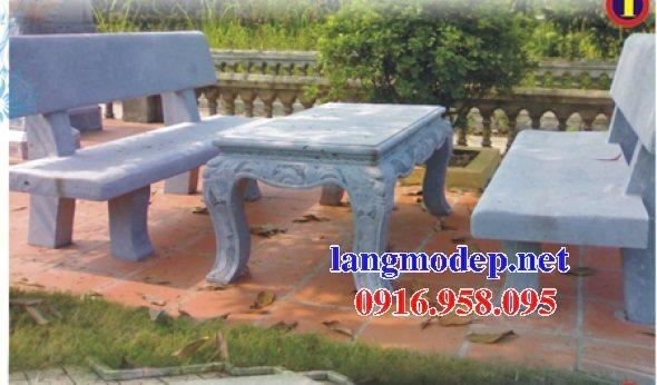 100 Mẫu bộ bàn ghế đá tự nhiên đẹp nguyên khối bán tại quảng ngãi