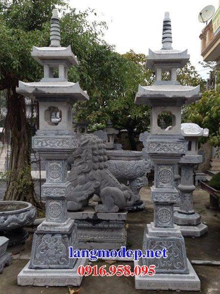 Các mẫu đèn đá sân vườn đẹp bán tại hà nam