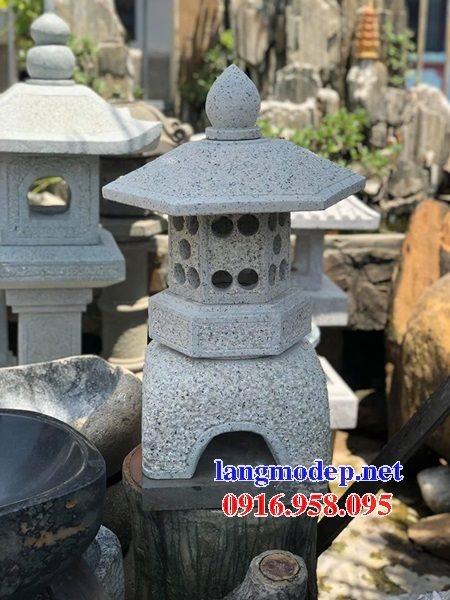 Các mẫu đèn đá sân vườn đẹp bán tại lạng sơn