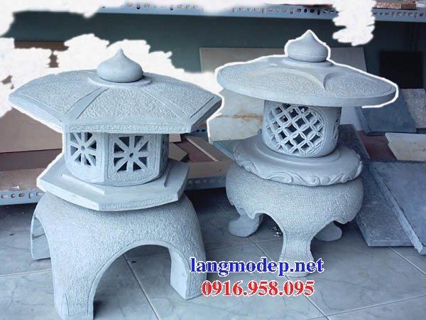 Các mẫu đèn đá sân vườn đẹp bán tại nình bình