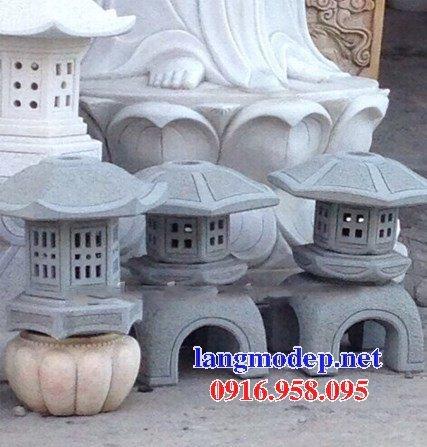 Các mẫu đèn đá sân vườn đẹp bán tại nam định