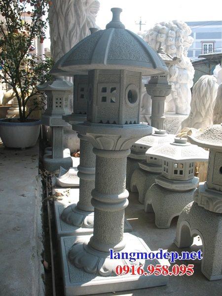 Các mẫu đèn đá sân vườn đẹp bán tại sài gòn