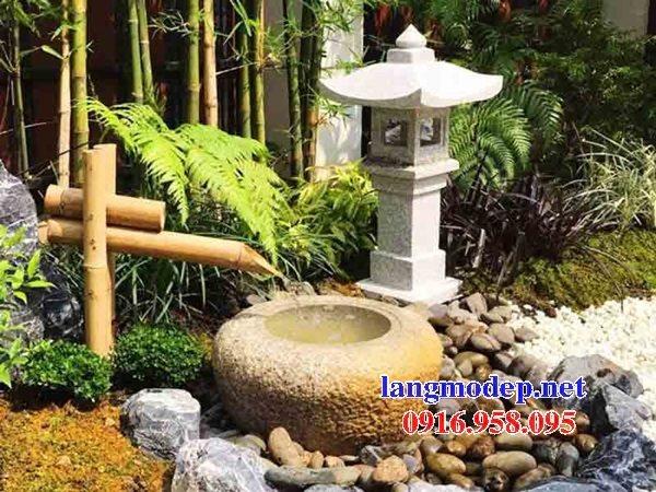 Các mẫu đèn đá sân vườn đẹp bán tại thái bình