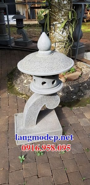 Các mẫu đèn đá sân vườn đẹp thiết kế hiện đại