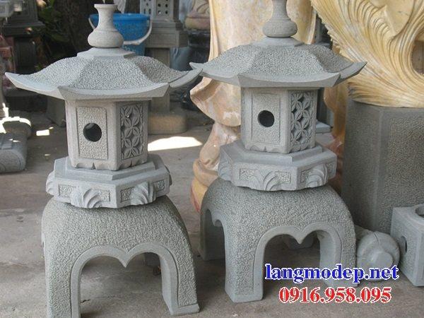 Các mẫu đèn đá sân vườn đẹp