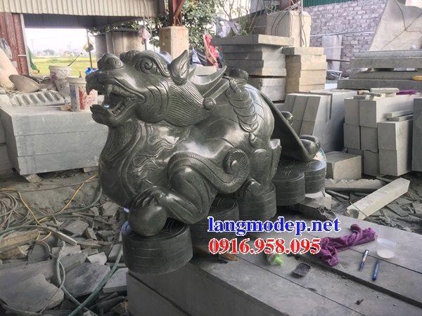 Các mẫu tượng tỳ hưu bằng đá đẹp bán tại điện biên