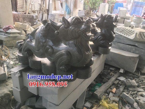Các mẫu tượng tỳ hưu bằng đá đẹp bán tại bình dương