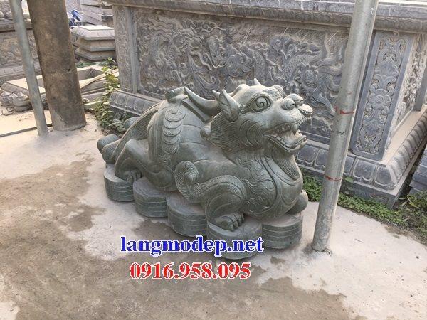 Các mẫu tượng tỳ hưu bằng đá đẹp bán tại bắc giang