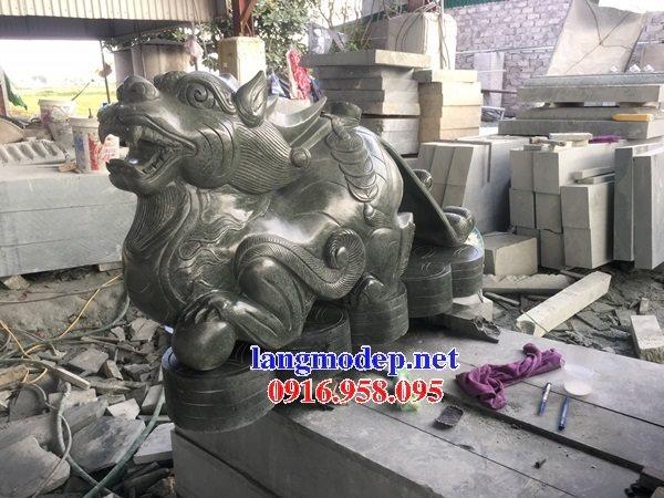 Các mẫu tượng tỳ hưu bằng đá đẹp bán tại hà nam