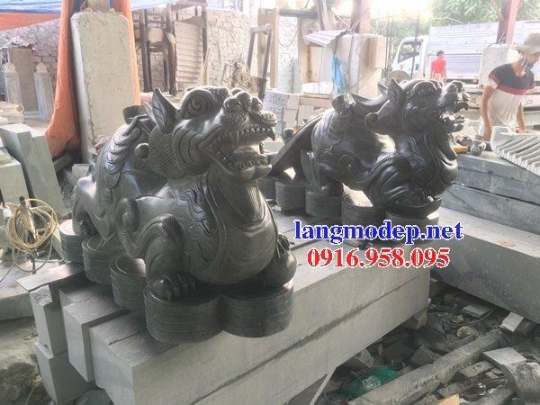 Các mẫu tượng tỳ hưu bằng đá đẹp bán tại ninh bình