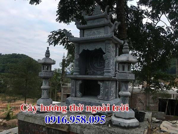 Địa chỉ bán miếu cây hương thờ thần linh thiên địa sơn thần bằng đá thanh hóa đẹp