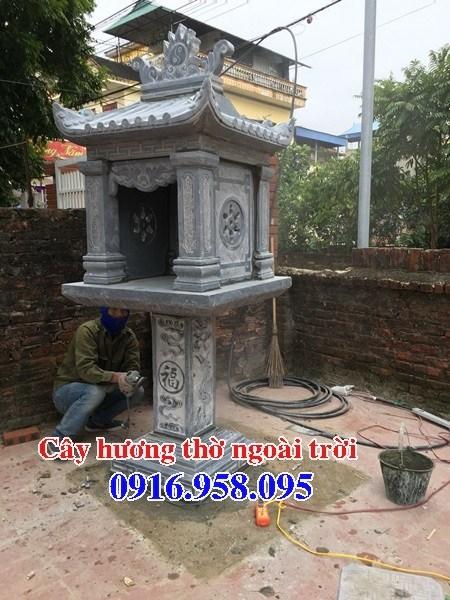 Địa chỉ bán miếu thờ thần linh bằng đá đẹp thiết kế hiện đại