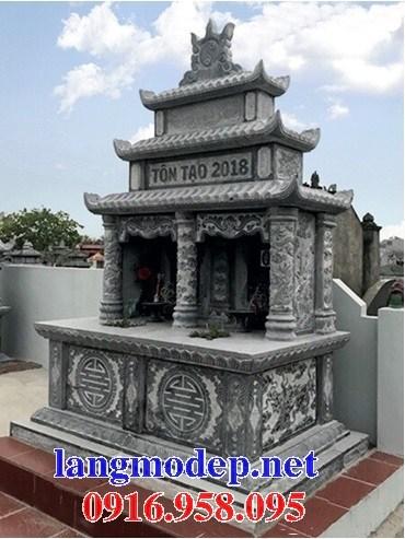 61 Mẫu mộ đôi gia đình bằng đá đẹp tại Tiền Giang