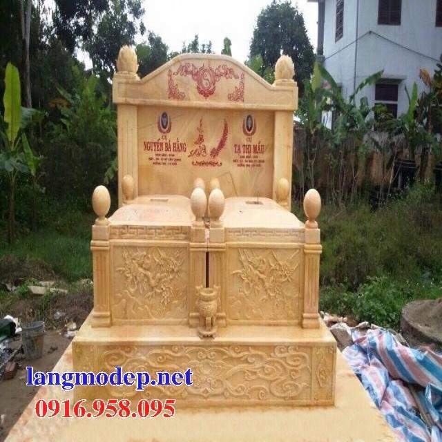 61 Mẫu mộ đôi g61 Mẫu mộ đôi gia đình bằng đá vàng cao cấp đẹp tại Tiền Giangia đình bằng đá vàng cao cấp đẹp tại Tiền Giang