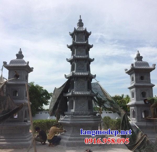 61 Mẫu mộ tháp bằng đá thiết kế hiện đại đẹp tại Tiền Giang