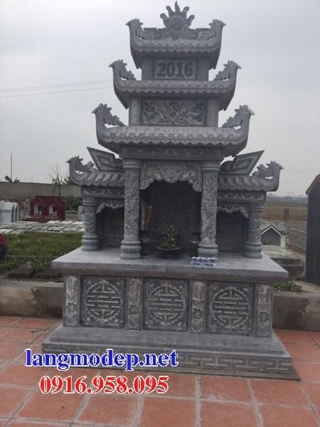 72 Mẫu cây hương thờ chung khu lăng mộ gia đình dòng họ bằng đá đẹp bán tại Trà Vinh