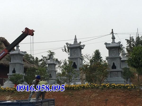 72 Mẫu mộ tháp bằng đá đẹp bán tại Trà Vinh