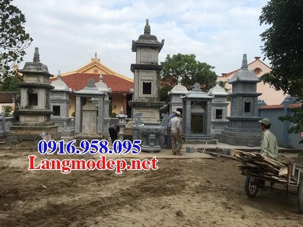 72 Mẫu mộ tháp cất để tro cốt hỏa táng bằng đá đẹp bán tại Trà Vinh