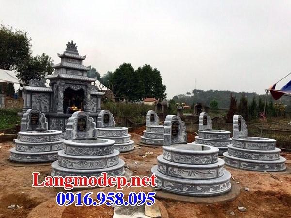 72 Mẫu mộ tròn bằng đá thiết kế đơn giản đẹp bán tại Trà Vinh