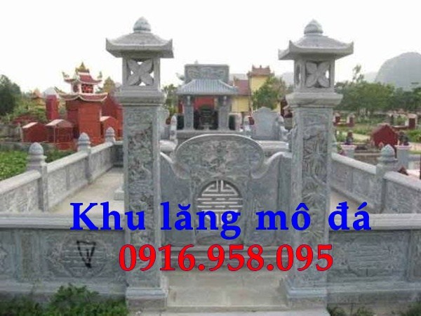 95 Mẫu cuốn thư bức bình phong khu lăng mộ nghĩa trang gia đình dòng họ bằng đá mỹ nghệ Ninh Bình đẹp bán tại Sóc Trăng
