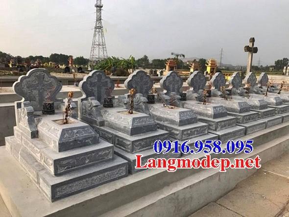95 Mẫu mộ đạo thiên chúa công giáo cất để tro cốt hỏa táng bằng đá đẹp bán tại Sóc Trăng