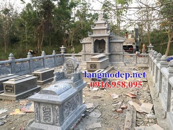 95 Mẫu mộ không mái bằng đá đẹp bán tại Sóc Trăng